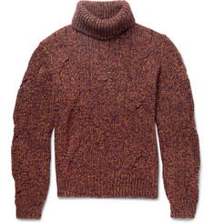 Berluti Cable-Knit Cashmere Sweater