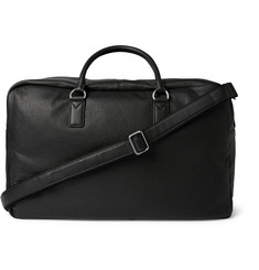 Marc by Marc Jacobs Classic Grained-Leather Weekender Bag
