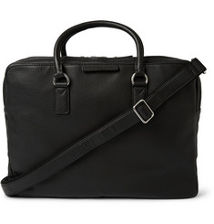 Marc by Marc Jacobs Classic Full-Grain Leather Briefcase