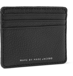 Marc by Marc Jacobs Classic Full-Grain Leather Cardholder