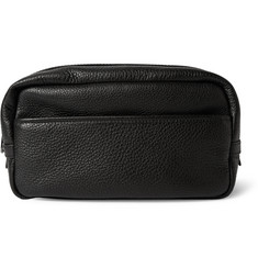Marc by Marc Jacobs Classic Grained-Leather Wash Bag