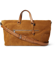 Marc by Marc Jacobs Tony Suede Holdall