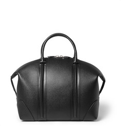 Givenchy - Textured-Leather Holdall Bag
