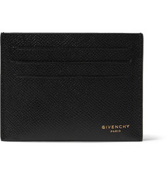 Givenchy Textured-Leather Cardholder