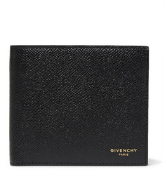 Givenchy Textured-Leather Billfold Wallet