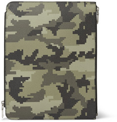 Givenchy Camouflage-Print Pouch