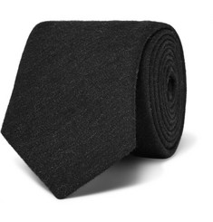Givenchy Wool and Silk-Blend Tie