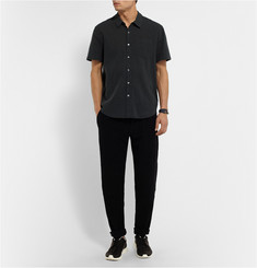 James Perse Cotton-Gauze Shirt