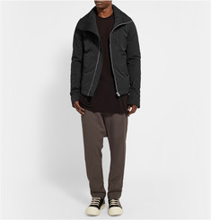 Rick Owens Down-Filled Faille Jacket