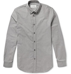 Maison Margiela Cotton Houndstooth Shirt