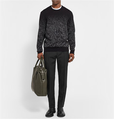 Maison Margiela Slim-Fit Wool and Mohair-Blend Trousers