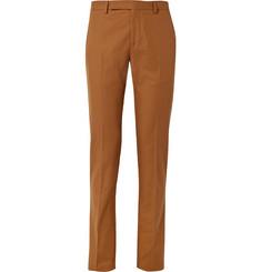 Maison Margiela Slim-Fit Cotton-Twill Trousers