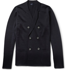 Lanvin - Double-Breasted Wool Cardigan