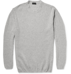 Lanvin Basketweave Cashmere Sweater