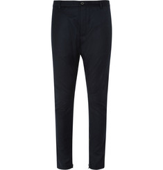 Lanvin Cropped Wool and Cashmere-Blend Trousers