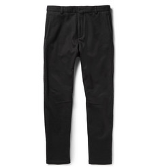 Lanvin Slim-Fit Wool-Blend Jersey Trousers