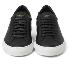 Givenchy Leather Low-Top Sneakers
