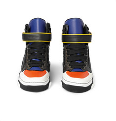 Givenchy Tyson High-Top Leather Sneakers