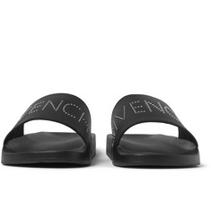 Givenchy Studded Leather Slides