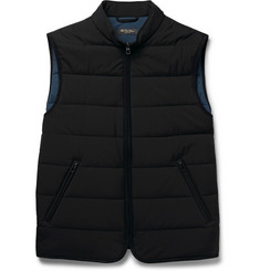 Loro Piana Quilted Storm System Gilet