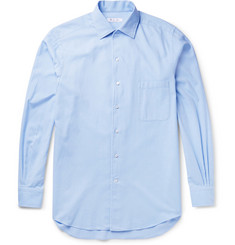 Loro Piana Cotton-Flannel Shirt