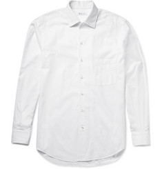 Loro Piana - Andre Cotton-Flannel Shirt