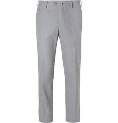 Loro Piana - Stretch-Cotton Flannel Trousers