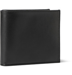 Maison Margiela Stitched Leather Billfold Wallet