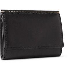 Maison Margiela Two-Tone Leather Coin Case
