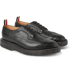 Thom Browne - Pebbled Leather Brogues