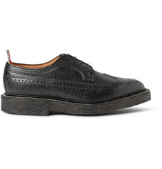 Thom Browne Pebbled Leather Brogues