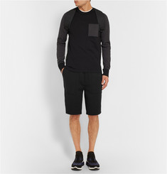 Neil Barrett Bonded Neoprene Shorts