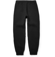 Neil Barrett Slim-Fit Bonded-Jersey Sweatpants