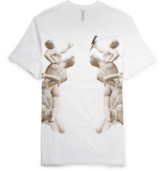 Neil Barrett Printed Cotton T-Shirt