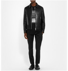 Neil Barrett Bonded Leather Jacket