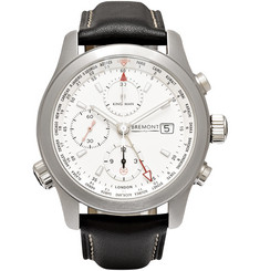 Kingsman Bremont ALT1-WT/WH World Timer Automatic Chronograph Watch