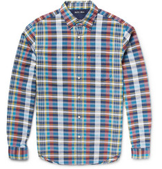 Alex Mill Cove Check Cotton-Poplin Shirt