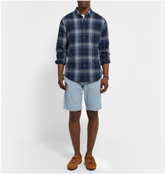 Alex Mill Camp Cotton-Chambray Shorts