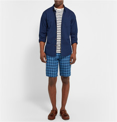Alex Mill Linen Gingham Shorts