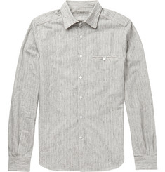 Boglioli Slim-Fit Washed-Cotton Shirt