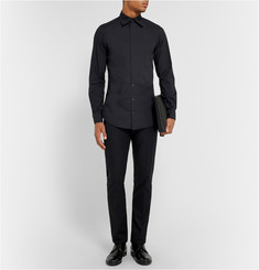Dolce & Gabbana Slim-Fit Washed-Cotton Shirt