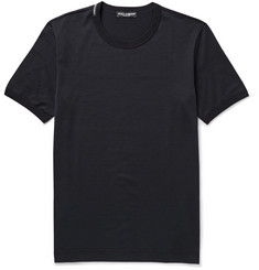 Dolce & Gabbana Cotton-Jersey T-Shirt