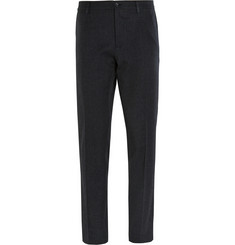 Dolce & Gabbana Slim-Fit Cotton-Twill Trousers