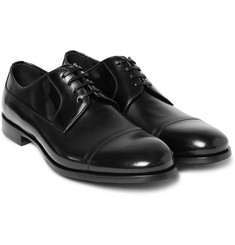 Dolce & Gabbana Leather Derby Shoes
