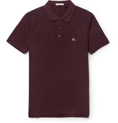 Burberry Brit - Cotton-Piqué Polo Shirt