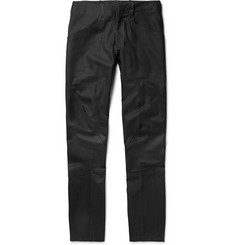 Arc'teryx Veilance Anode Slim-Fit Water-Resistant Panelled Cotton-Blend Trousers