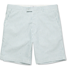 Hentsch Man Striped Cotton Shorts