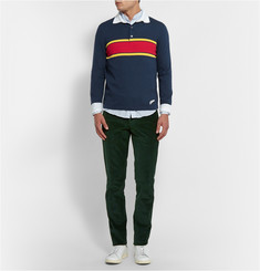 Michael Bastian Slim-Fit Corduroy Trousers