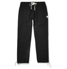 Reigning Champ Mid-Weight Slim-Fit Loopback Cotton-Jersey Sweatpants