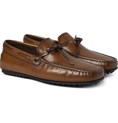 Tod's - Gommino Leather Loafers